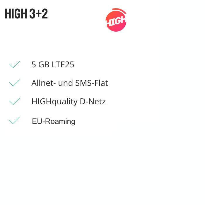 High 10 Euro Handyvertrag Telekom