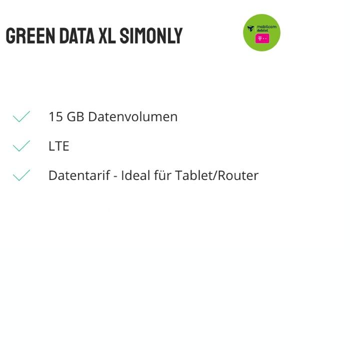 Datentarif Telekom Internet Flat