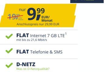 Vodafone Allnet Handytarif