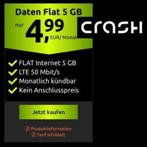 Datenftarif 5 Euro