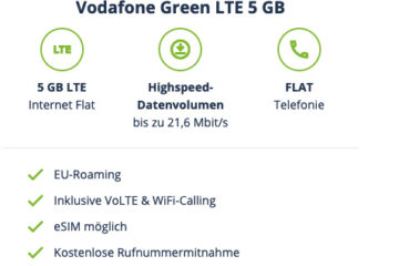 Vodafone 5Euro Handyvertrag
